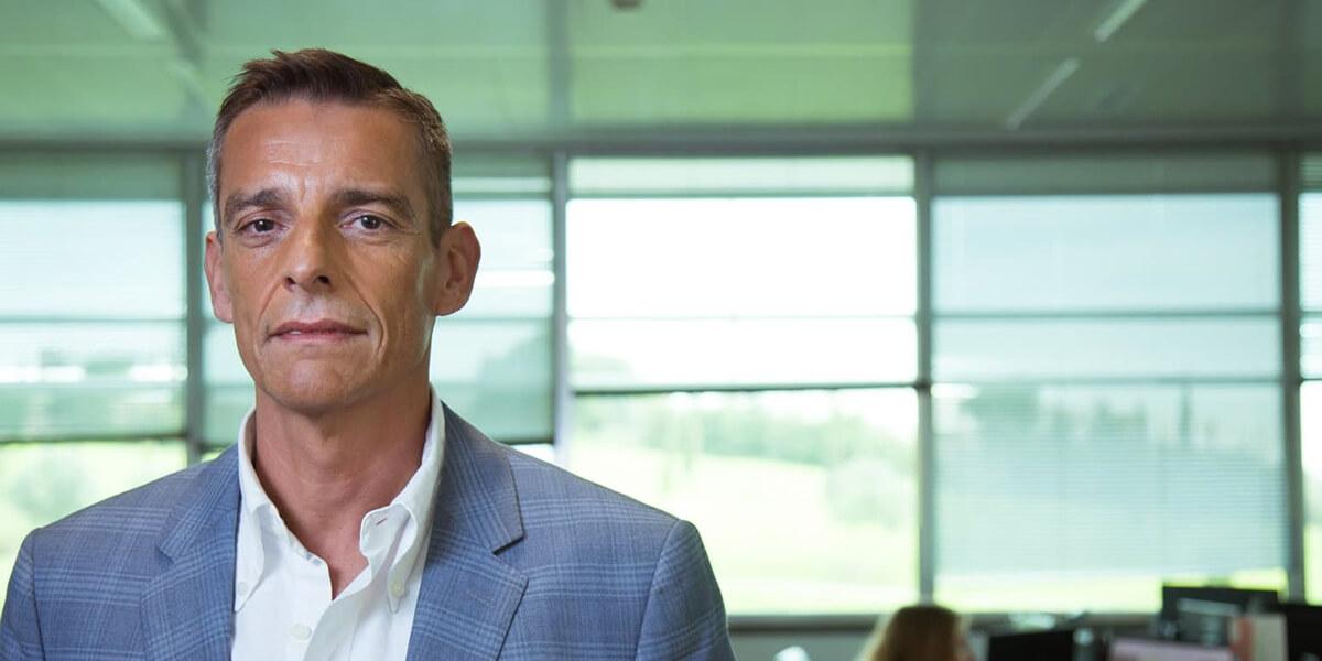 Retrato de Miguel Capelão, Strategic Risk Control Officer da PHC Software