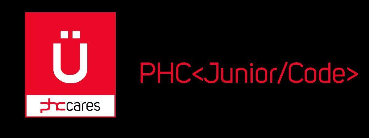 PHC JUNIOR/CODE : aprender o código para o futuro