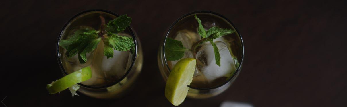 Keep calm and make a gin