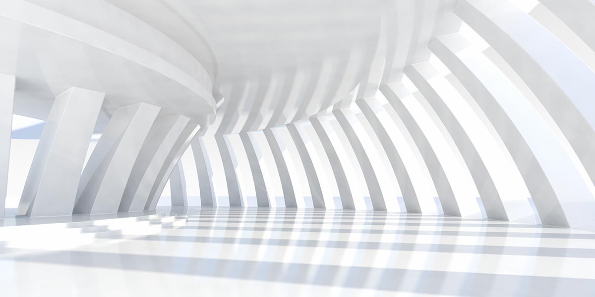 Interior de edifício Informação Empresarial Simplificada