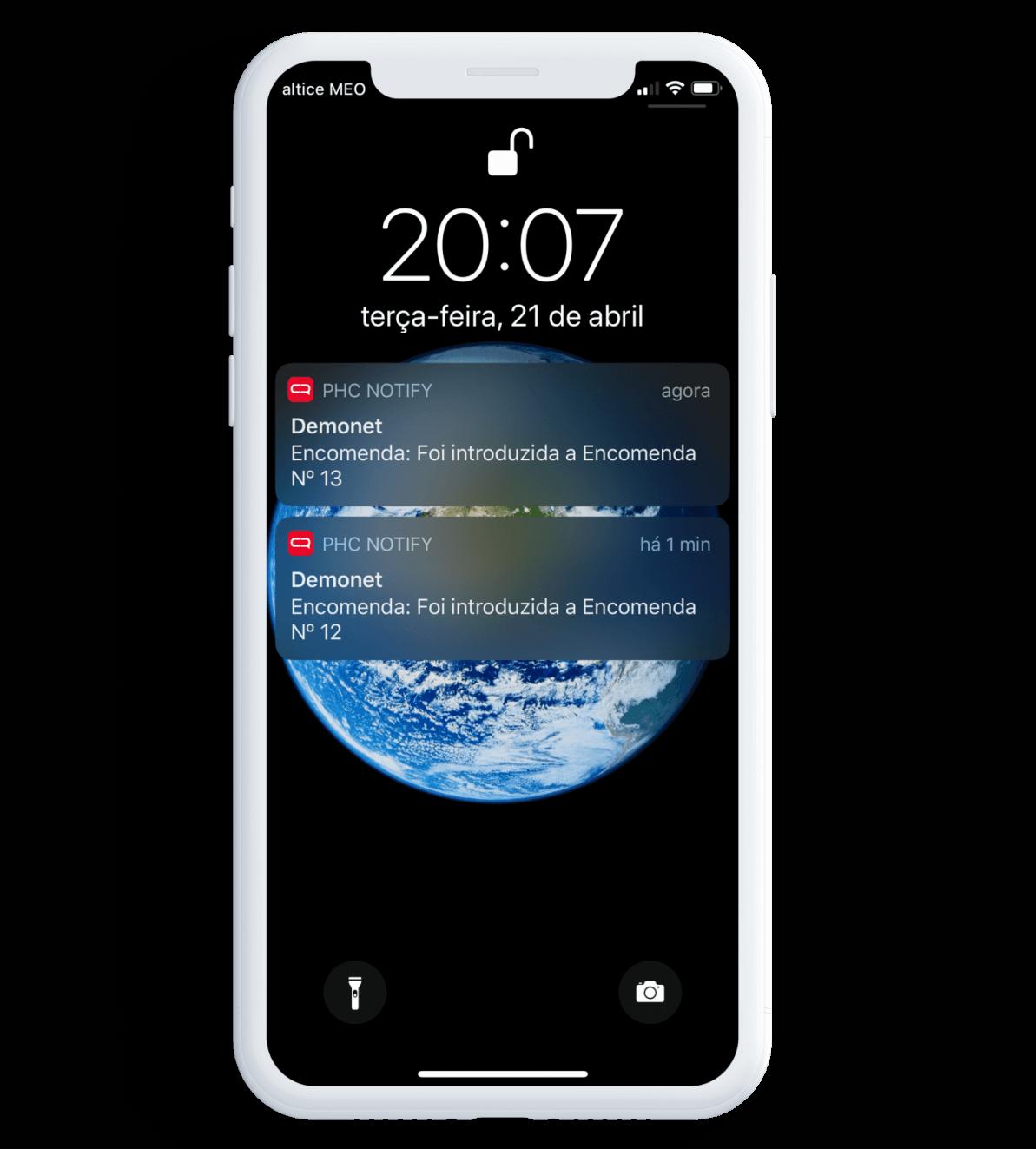 app phc notify