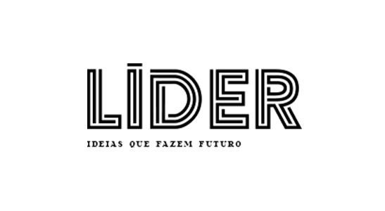 Logótipo da revista Lider