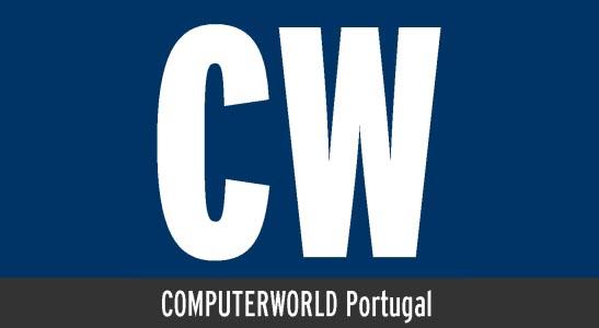 Logótipo da Computer World Portugal