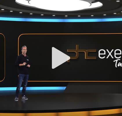 PHC EXEC TALKS